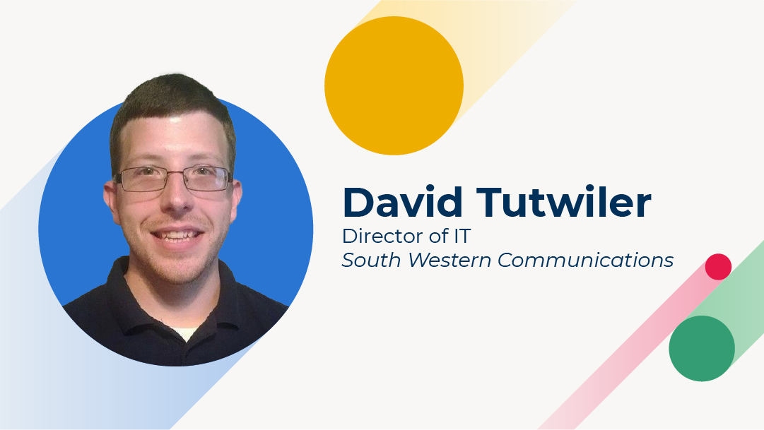 David Tutwiler, Director of IT